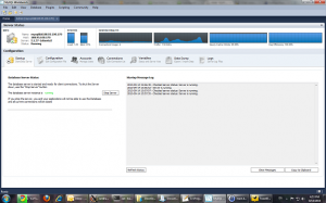MySQL Workbench - צילום מסך