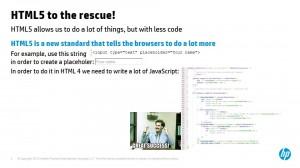 HTML 5 מציל אותנו