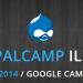 לוגו דרופל קאמפ 2014