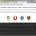 פופ אפ שמוצג בפני משתמשי אקספלורר שמנסים להכנס לאתר
