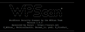 wp scan logo