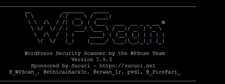 wp scan logo