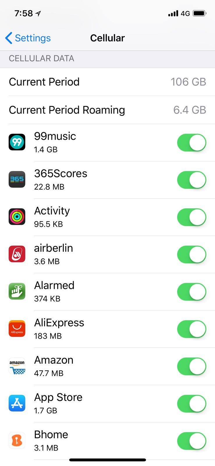 ניצולת רשת של משתמש אחר: מגהבייטים בודדים באפליקציות מובילות