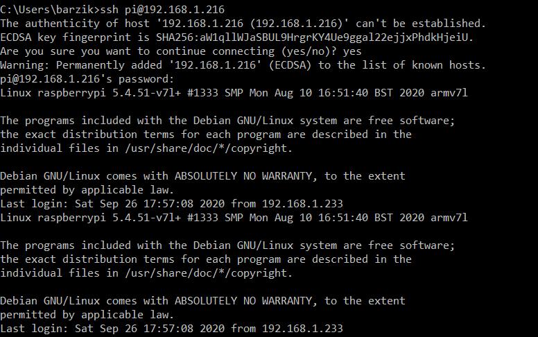 חיבור SSH לחלונות שמוסבר בהמשך המאמר.